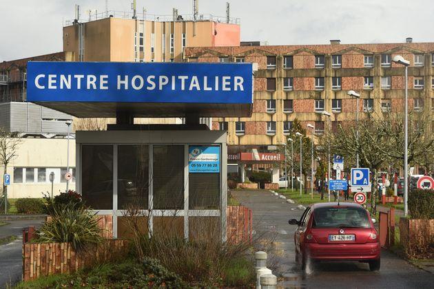 À l'hôpital de Dax, des blocs quasi à l'arrêt après une