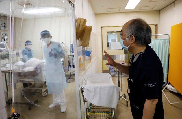 Η Ιαπωνία έχει τις πιο πολλές κλίνες κατά κεφαλή παγκοσμίως, αλλά το σύστημα υγείας
