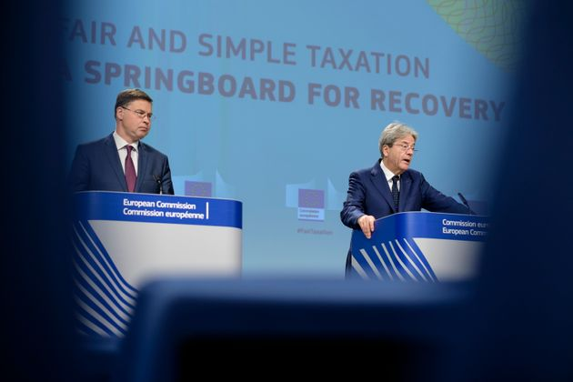L'Ue rivedrà il Pil pre-Covid nel 2021, l'Italia neanche nel
