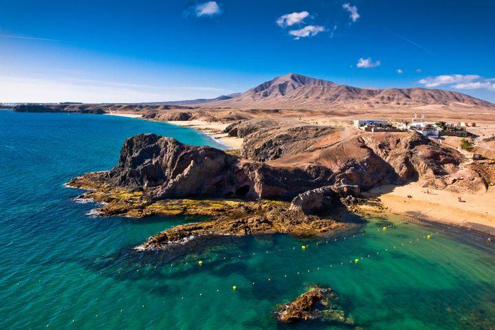 Lanzarote, Islas Canarias.
