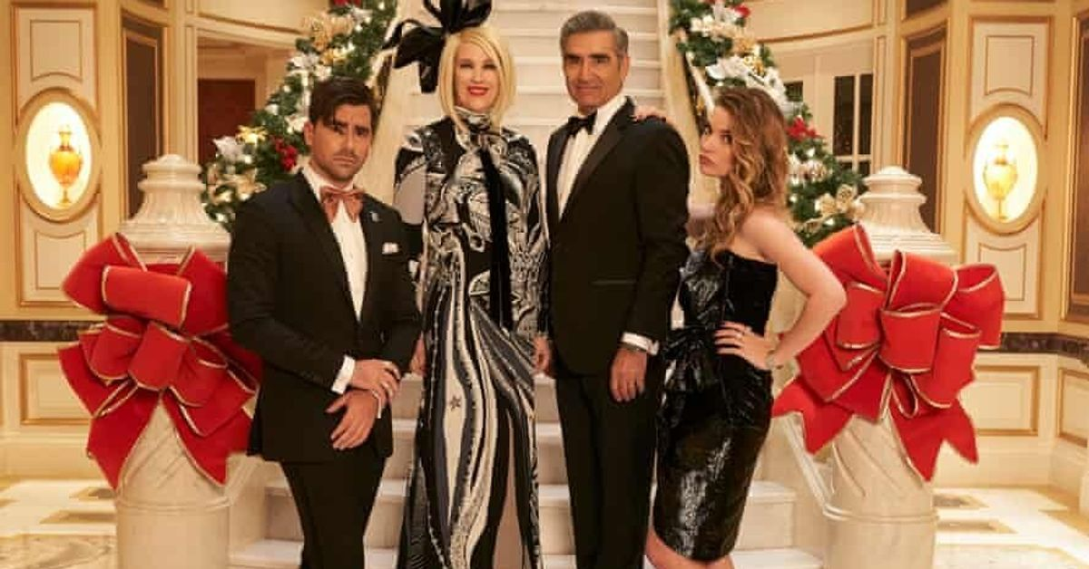 The Roses' Mansion From Schitt's Creek Can Now Be Yours (If You Have A Spare £8.5m)
