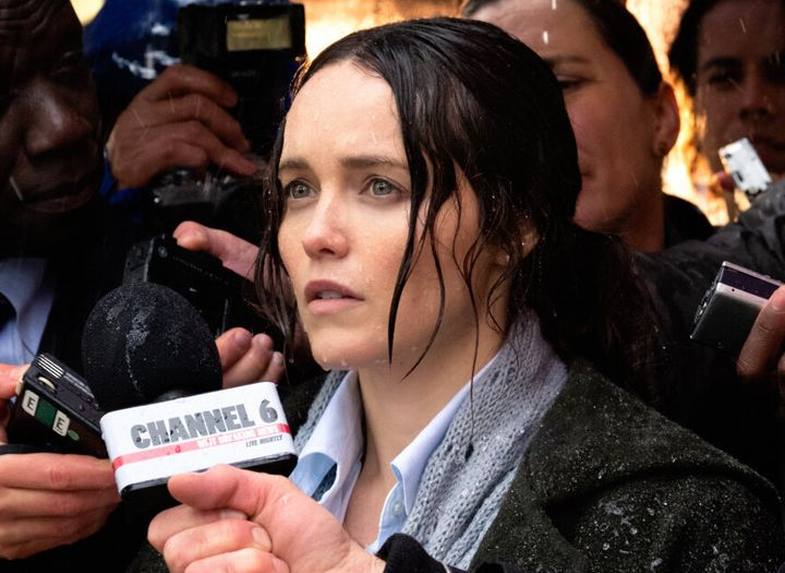 "Rebecca Breeds stars as FBI agent Clarice Starling in CBS's new drama ""Clarice."""