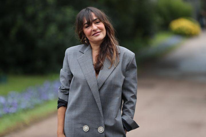 La actriz Candela Peña, protagonista de 'Hierro' en Movistar+.