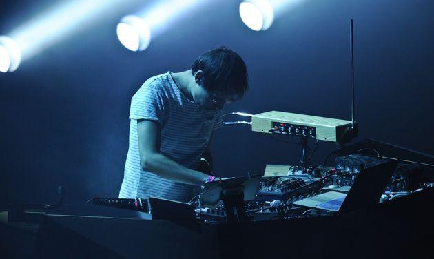 Le compositeur de musique électronique Rone, ici aux Francofolies en 2015, est nommé aux...