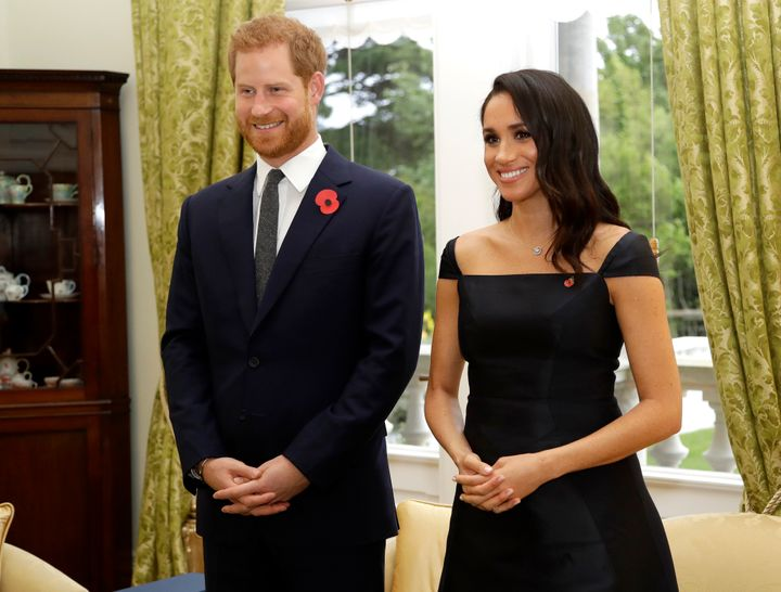There's another royal baby on the way for the Duke and Duchess of Sussex.