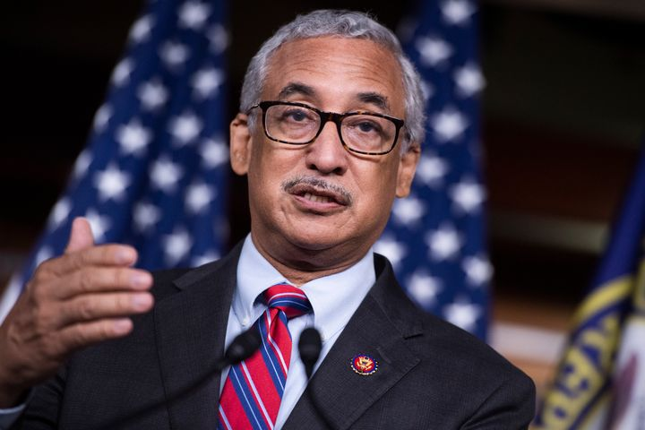 Rep. Bobby Scott (D-Va.) has been one of the lead backers of the pension legislation.