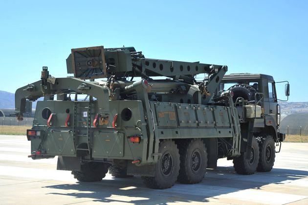Η Τουρκία δεν υποχωρεί για τους S-400, λέει ο εκπρόσωπος του