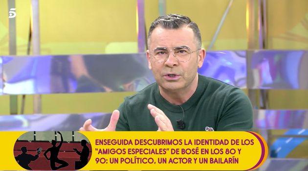 Jorge Javier in