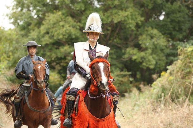草彅剛さん演じるのちの徳川15代将軍・徳川慶喜