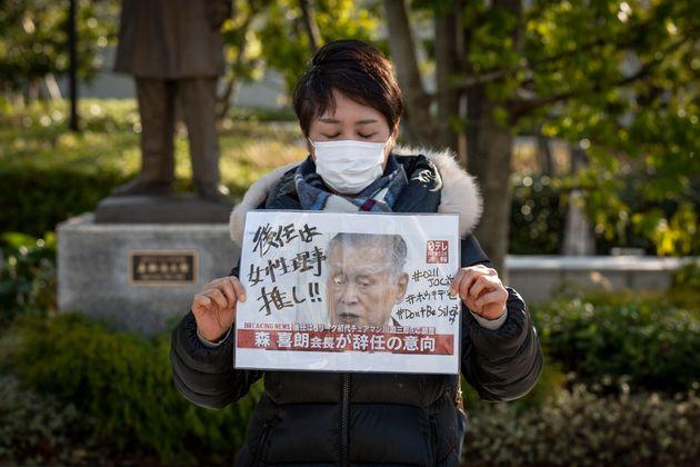 Παραιτήθηκε ο πρόεδρος των Ολυμπιακών Αγώνων του Τόκιο μετά τα σεξιστικά