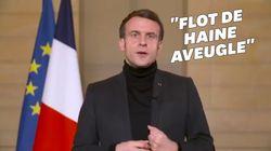 Pour le Nouvel An lunaire, Macron revient sur la