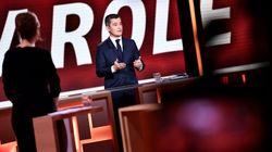 Darmanin accuse Le Pen de