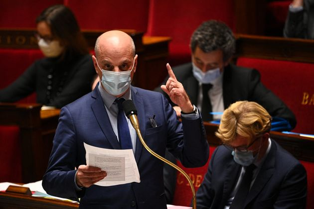 The Minister of Education, Jean-Michel Blanquer, faced strong opposition from the right as ...