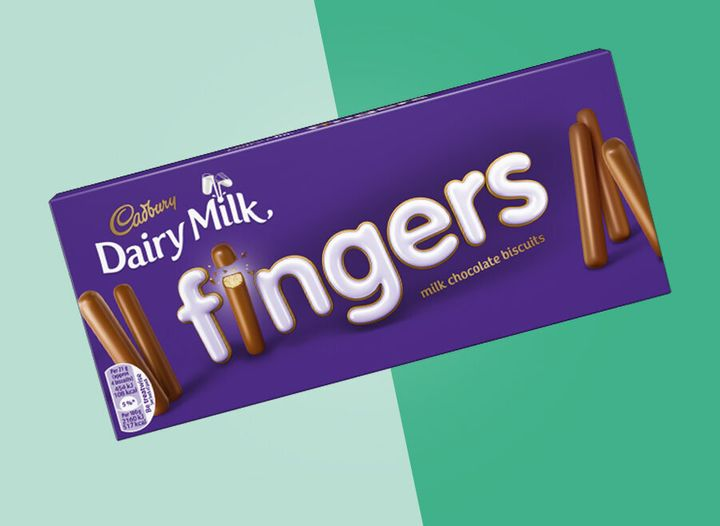 Chocolate fingers got a mere three votes. What is the world coming to?