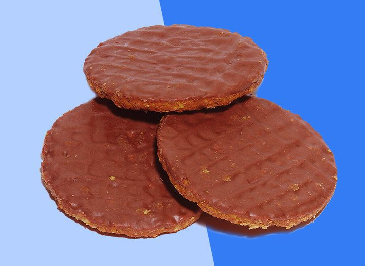 Chocolate hobnobs take the crown as the best biscuit. Don't @ us.