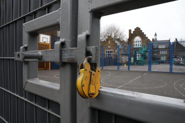 Schools in England are expected to remain closed until at least March