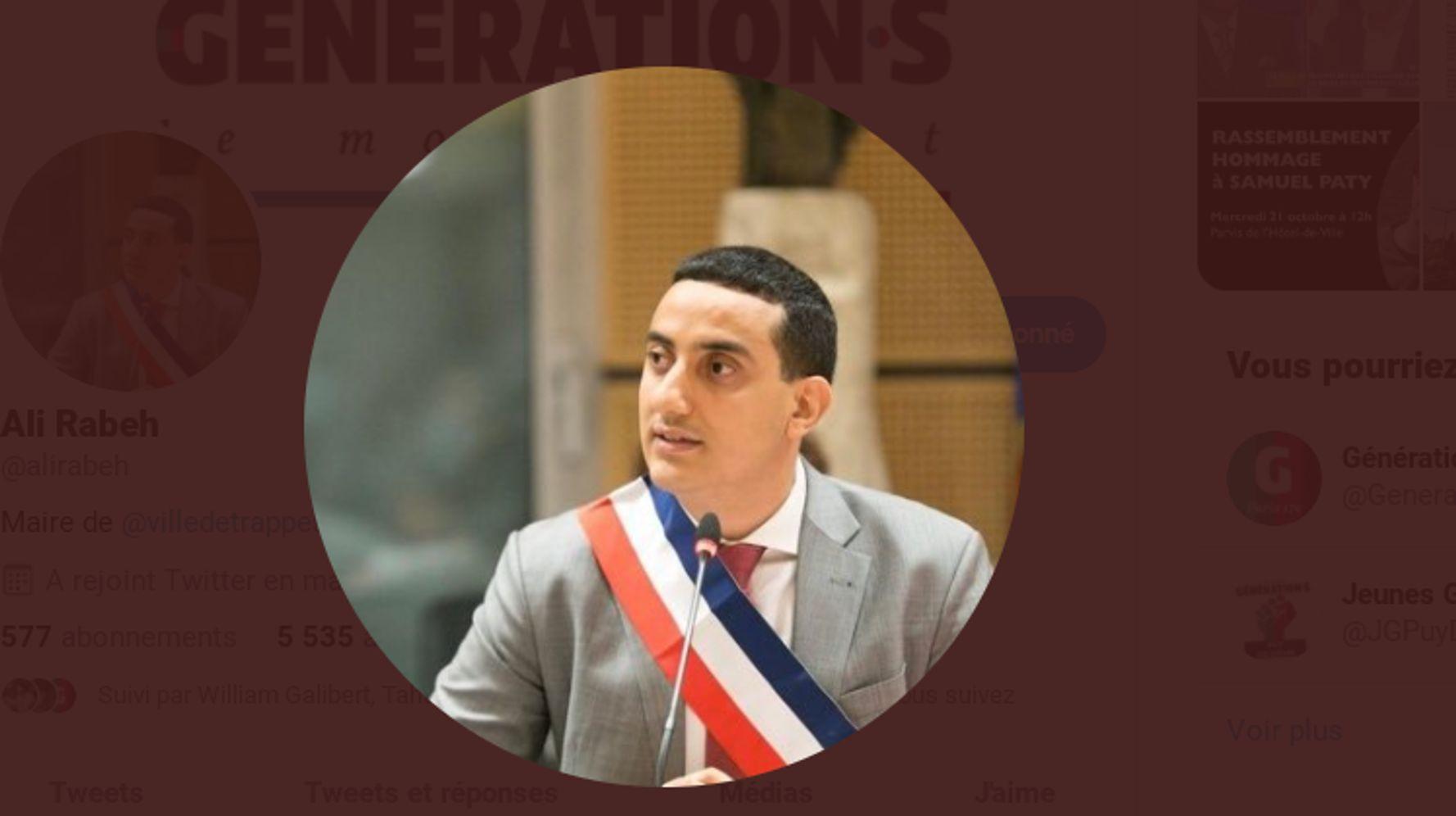 Ali Rabeh, maire de Trappes sous protection policière, enquête ouverte après des menaces de mort
