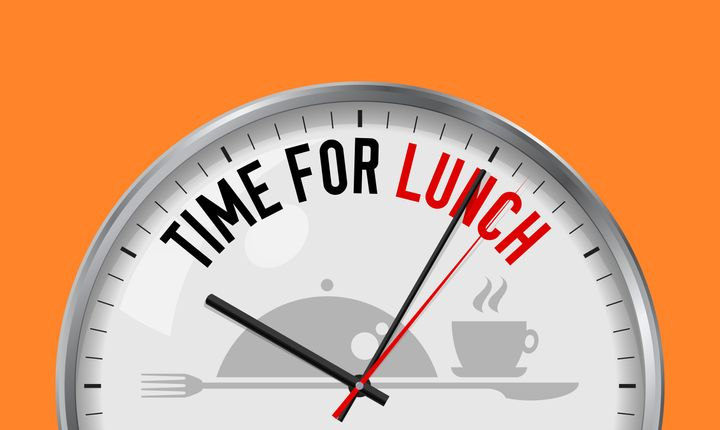 The optimal time to eat lunch varies from person to person, but you can figure out when is best for you.