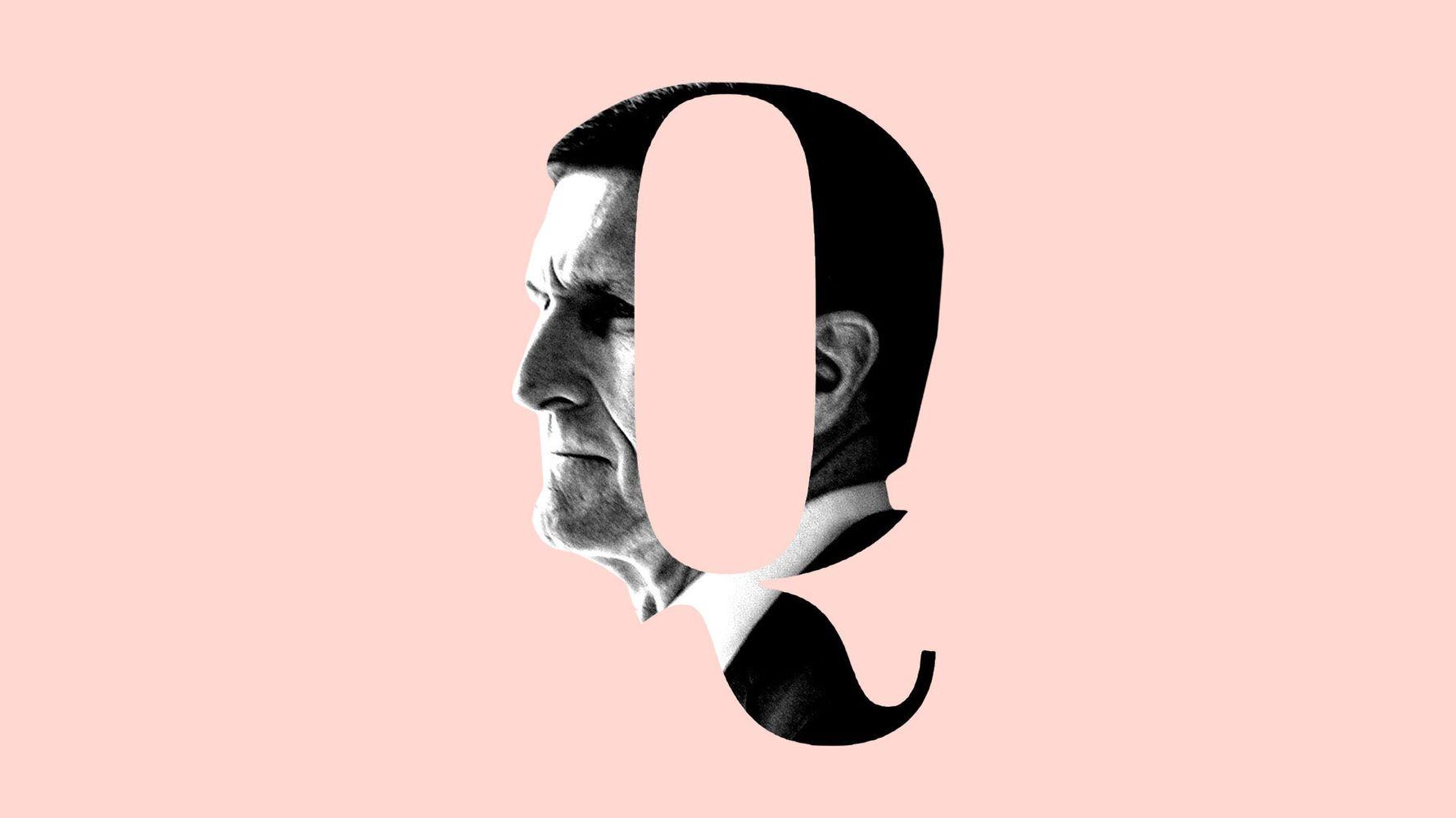 Michael Flynn's Wild Ride Into The Heart Of QAnon