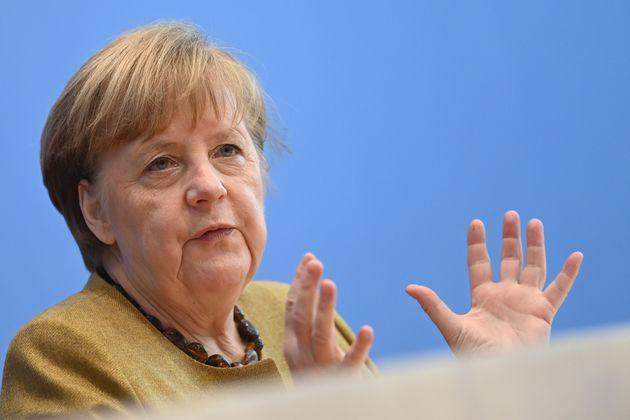 ドイツのメルケル首相