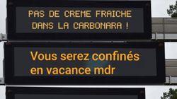 Ces messages de prévention partagés par Macron pour les vacances valent le