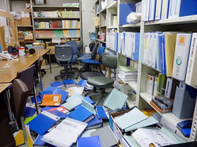 Σεισμός 7,3 Ρίχτερ ανοιχτά της Φουκουσίμα στην