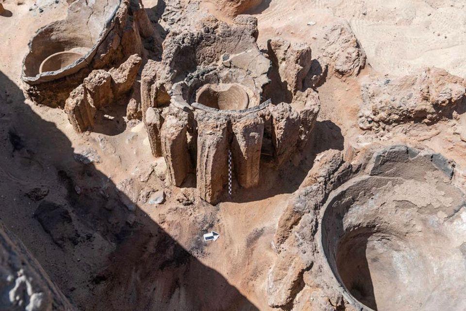 En Égypte, la plus vieille brasserie au monde aurait été