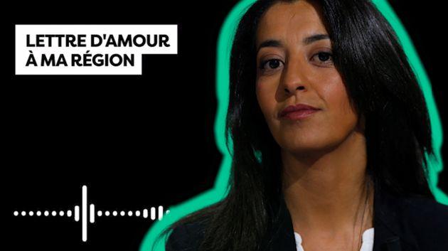La tête de liste EELV aux élections régionales dans les Hauts-de-France déclare sa flamme à sa région,...