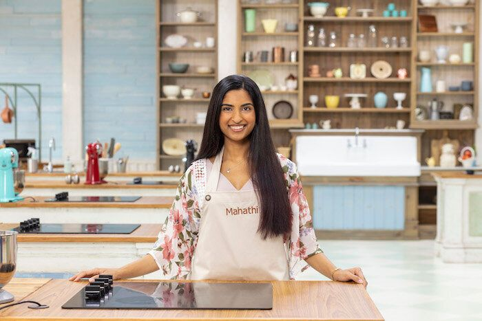 """The Great Canadian Baking Show"" contestant Mahathi Mundluru."