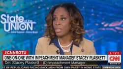 Impeachment Manager: We Needed 'More Senators With Spines,' Not