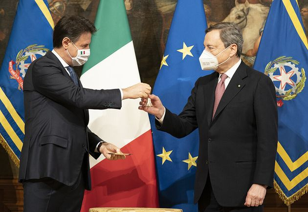 ROME, ITALY - FEBRUARY 13: (----EDITORIAL USE ONLY MANDATORY CREDIT -