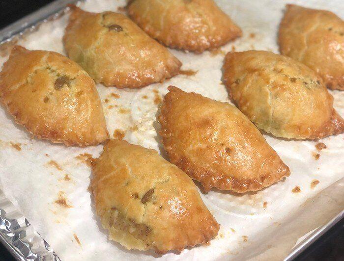 Raufikat's meat pies