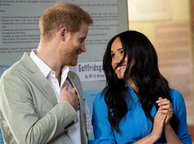 Meghan Markle et le Prince Harry attendent leur deuxième enfant (photo 'archive r-prise en septembre...