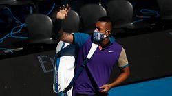 Nick Kyrgios Brutally Mocks Novak Djokovic With Entrance