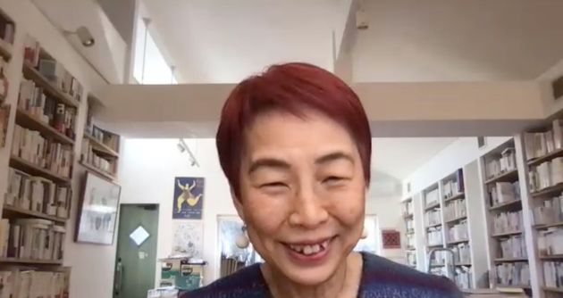 上野千鶴子さん