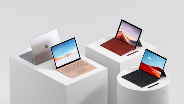 大学生におすすめのSurface Laptop 3、Surface Pro