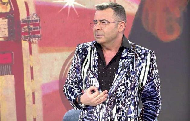Jorge Javier Vázquez durante 'Sábado