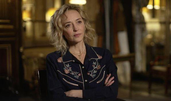 Hélène de Fougerolles était l'invitée d'Audrey Crepso dans