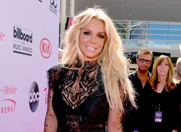 Britney Spears at the Billboard Music Awards in