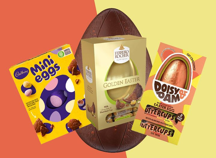 The best Easter eggs of 2021, according to the Good Housekeeping Institute.