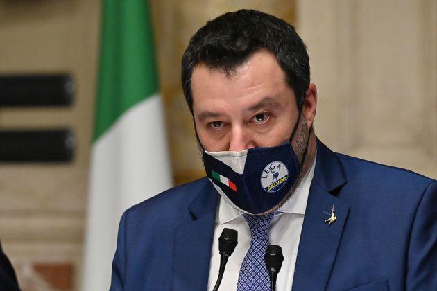 Salvini chiede le prime teste a Draghi: Arcuri e