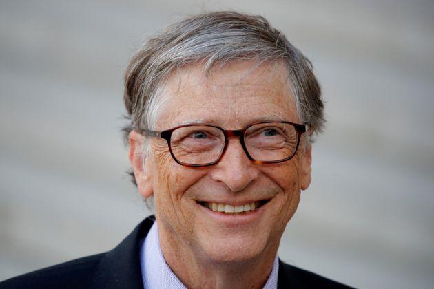 Billl Gates, en una imagen de