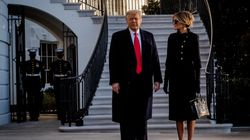 Melania Trump Doesn't Mention Donald In Valentine's Day