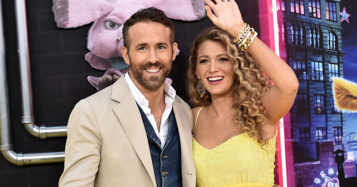 Ryan Reynolds And Blake Lively Win Valentine's Day With Witty Posts - HuffPost