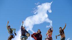 «Πιστεύω στους μονόκερους»: Ακόμη δύο μεταδόσεις της παιδικής παράστασης του Εθνικού