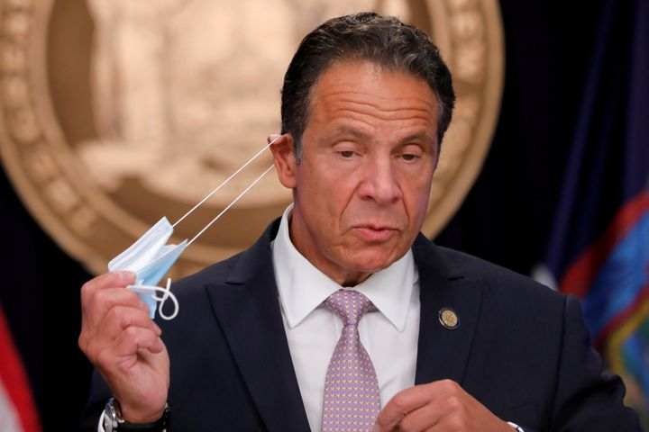 New York Gov. Andrew Cuomo admitted that it was a mistake to delay revealing the scope of coronavirus deaths among resid