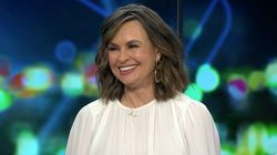 The Project's Lisa Wilkinson Called Out On Ill-Timed Prince Andrew
