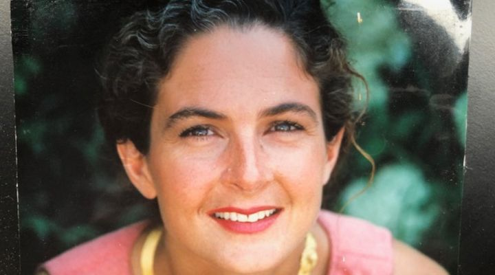 Photo of former government whistleblower Joanna Gualtieri that accompanied news articles when she raised flags about government spending in 1998.