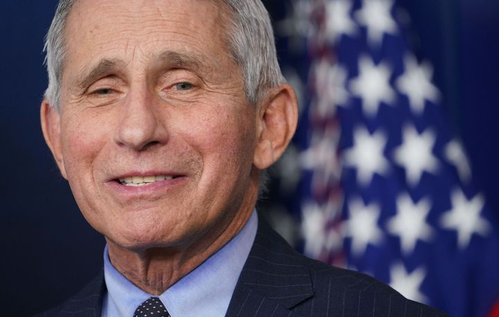 """Dr. <a href=""""https://www.huffpost.com/topic/anthony-fauci"""" target=""""_blank"""">Anthony Fauci</a>&nbsp;was awarded a $1 million Is"""