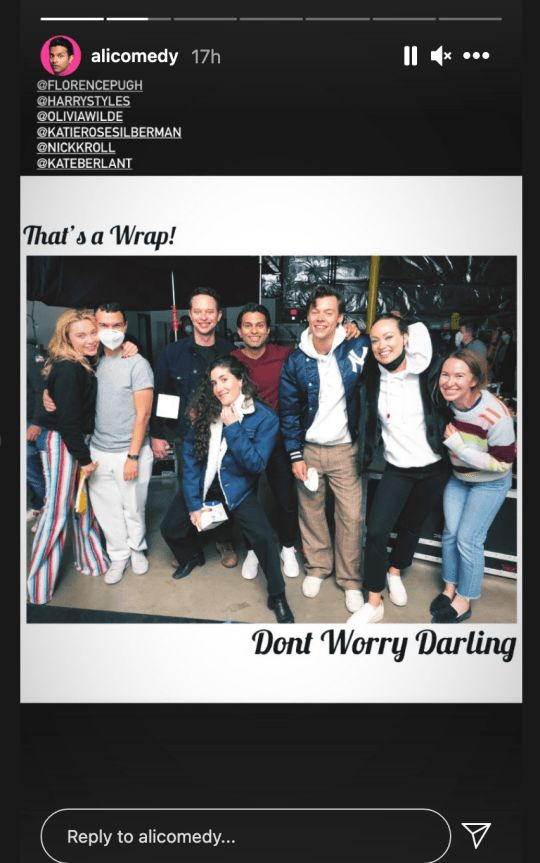 The Don't Worry Darling
